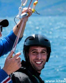 Anfängerkurs Kitesurfen 4 Lessons