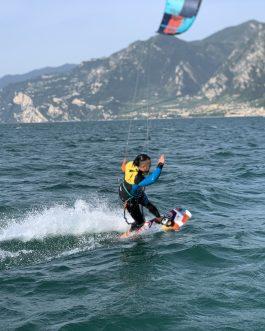 Anfängerkurs Kitesurfen 3 Lessons Grundkurs